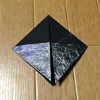 折り紙「かぶとの折り方 4」
