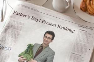 50代におすすめの「父の日のプレゼント」ランキング!