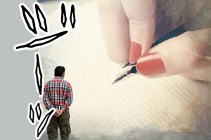 手紙の書き方「構成」「文例」「頭語と結語」