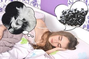 特徴による枕の素材選び