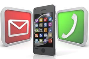 iPhoneで自分の電話番号やメールアドレスを確認する方法!