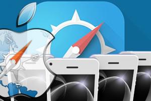 iPhone「Safari」のタブの上限数!