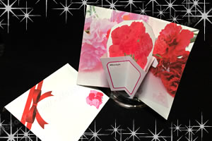 母の日に最適♪カーネーションのポップアップカードを簡単手作り!