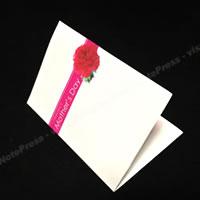 母の日のポップアップカードを簡単手作り!「手順 1」