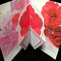 母の日のポップアップカードを簡単手作り!「手順 6」