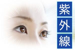 紫外線から目を守るサングラス!メガネのUVカット効果と選び方♪
