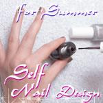 夏のセルフネイルデザイン♪400円でできるドットネイルのやり方!