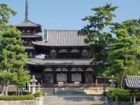 日本の世界遺産画像「法隆寺地域の仏教建造物」