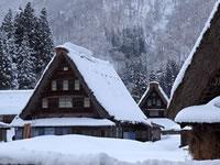 日本の世界遺産画像「白川郷・五箇山の合掌造り集落」