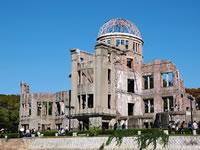 日本の世界遺産画像「原爆ドーム」